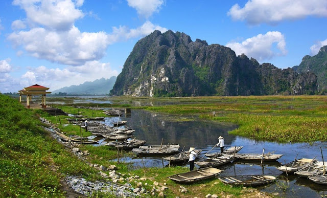 Perfect places for a New Year visit in Ninh Binh 1
