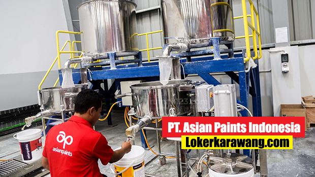 PT Asian Paints Indonesia Karawang