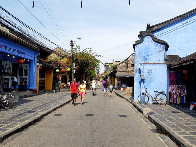 Hoi An tourism reopened after the Covid-19 epidemic