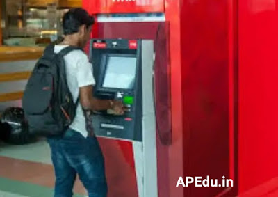 Details of how much a bank charges for file traction at an ATM.