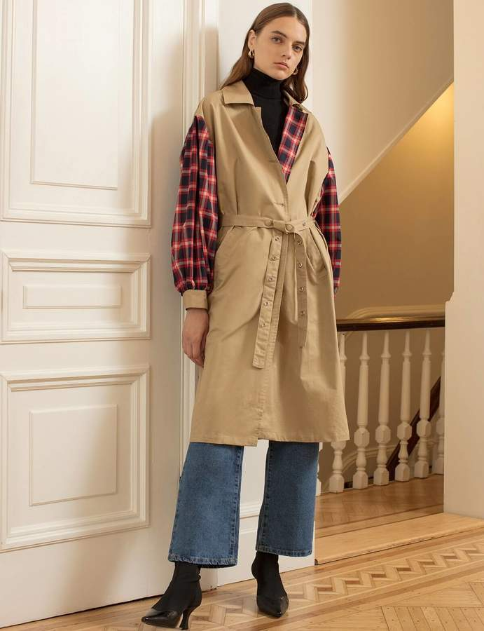 20dffe77d705d Lust Worthy Trench - Burberry Eastleigh Reversible Trench Coat