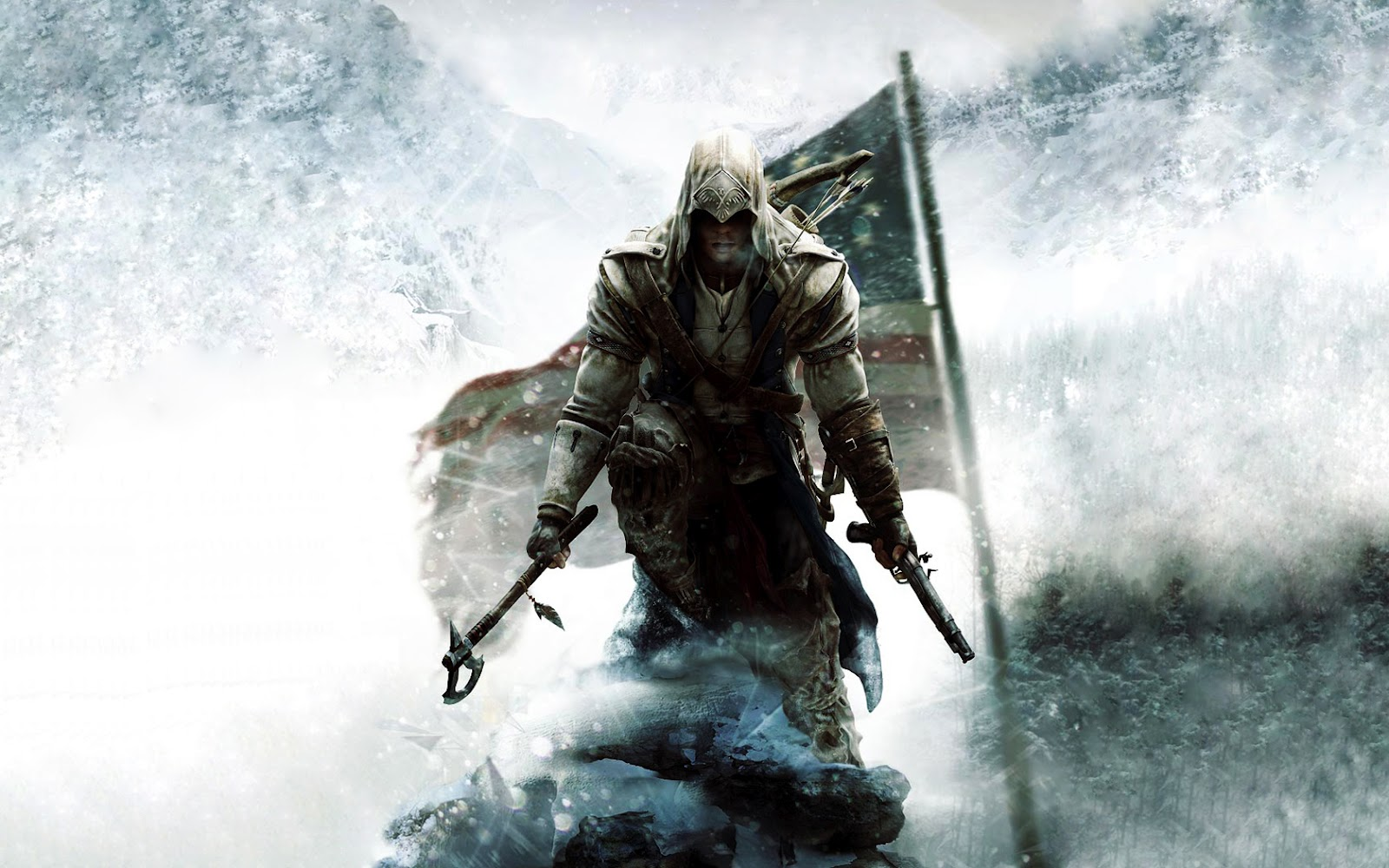Assassin's Creed III New Game HD Wallpapers| HD Wallpapers ...