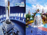 Skyworld TMII dan Taman Legenda Keong Mas, Dua Objek Wisata Edukasi dan Budaya Terfavorit di Indonesia
