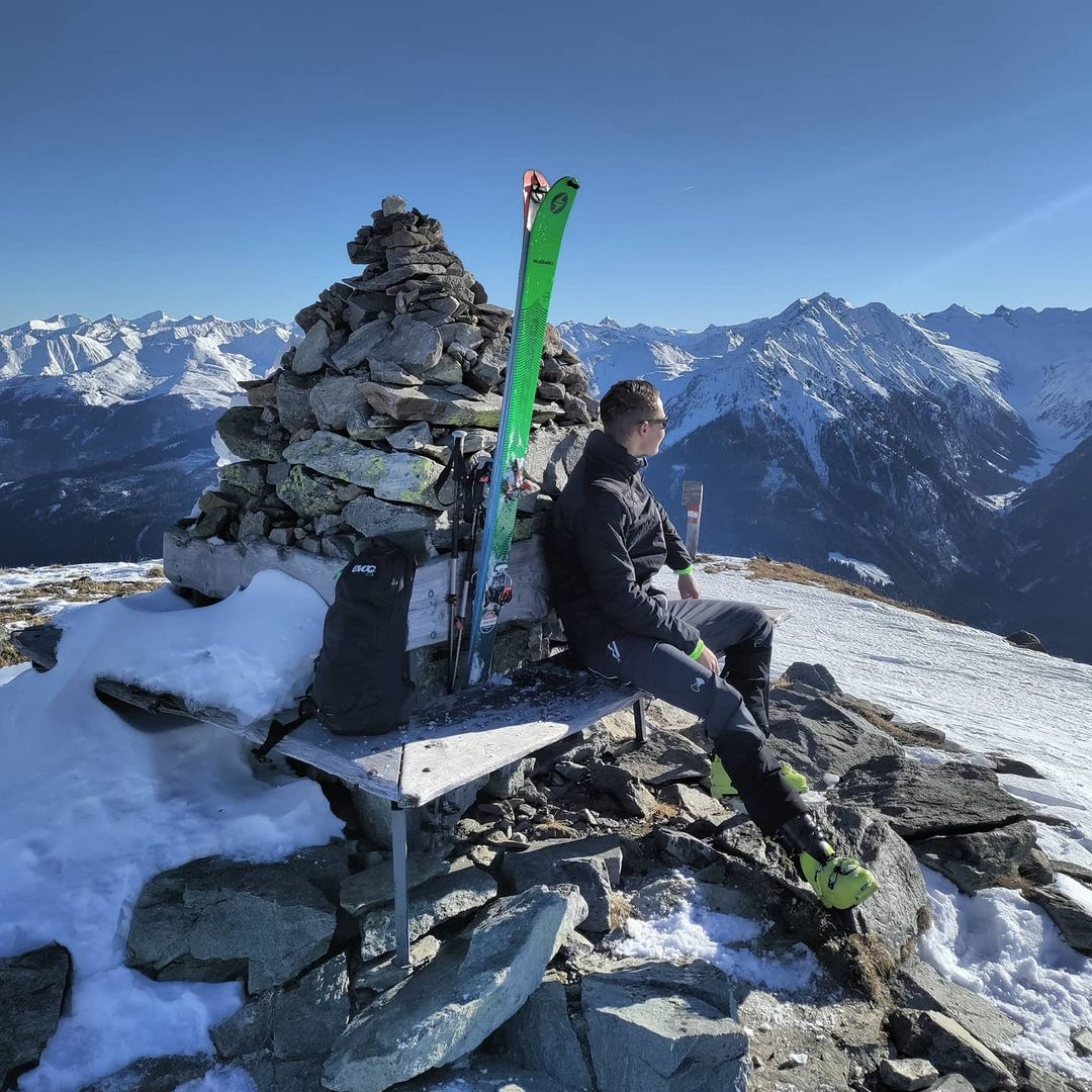 Kitzbuher Alpen Ski Favorit