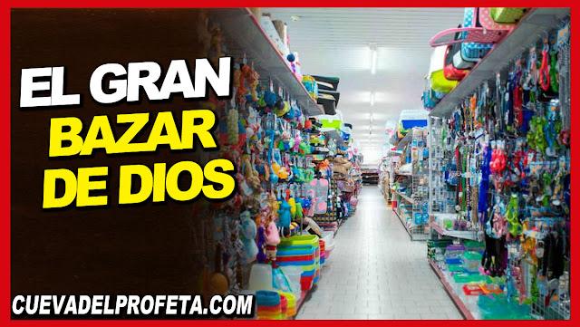El gran bazar de Dios - William Marrion Branham en Español