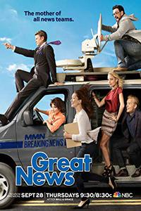 Great News (Season 1 Episode 10) [Dual Audio] (Hindi-English) 720p