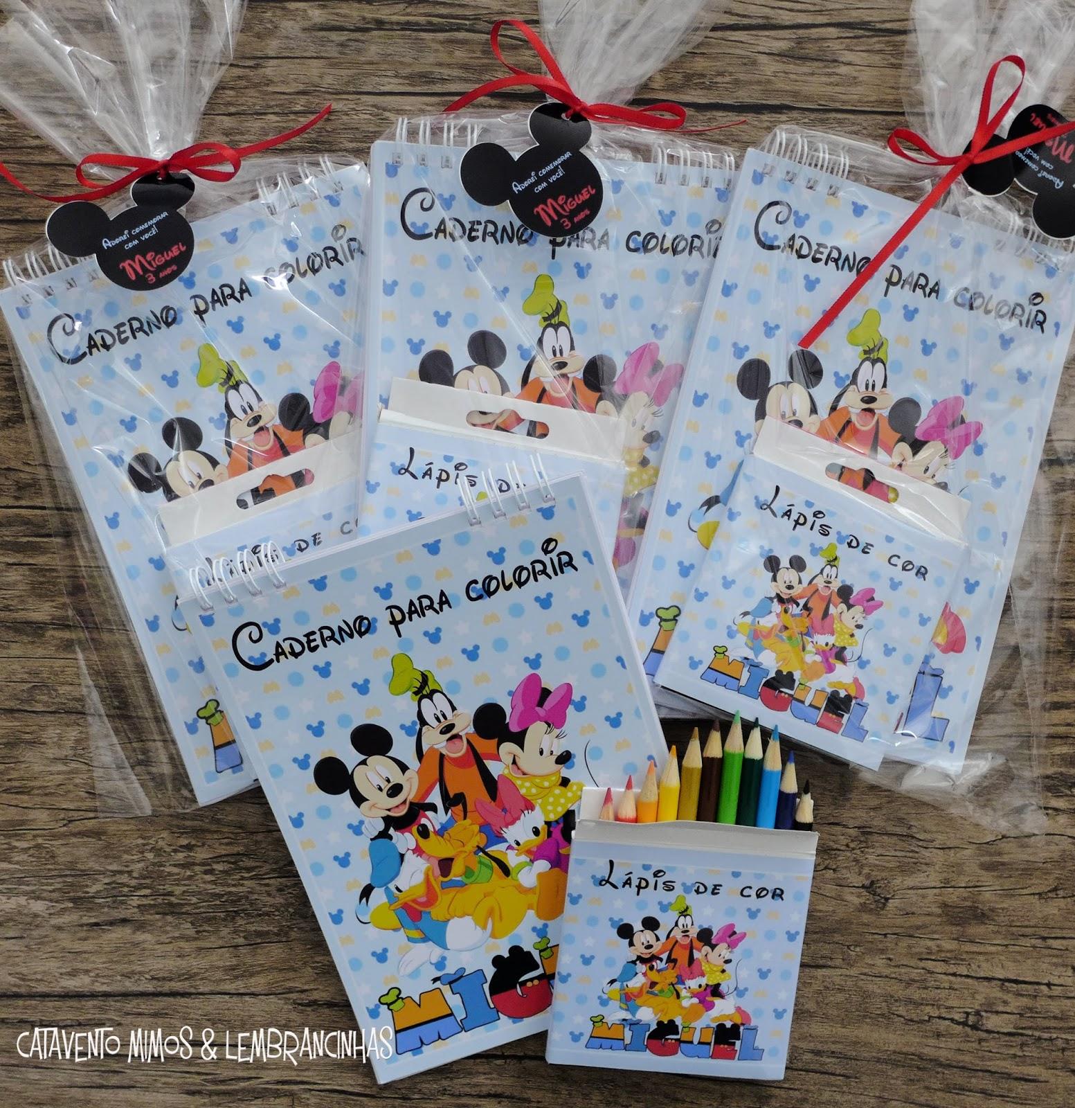 Mimos E Lembrancinhas: Cadernos De Colorir