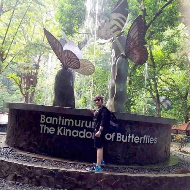 Foto: Taman Wisata Alam Bantimurung Sulawesi Selatan