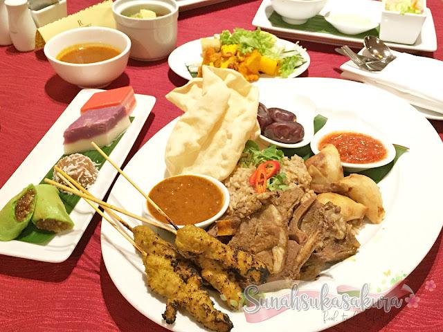 Lamb Mandi RM55 per person