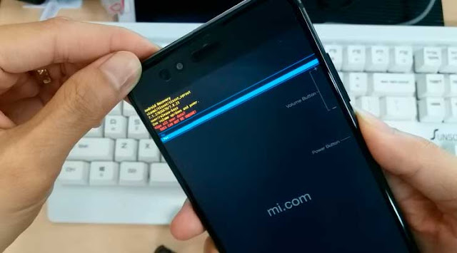 Restablecer de fabrica a un Xiaomi Mi A1