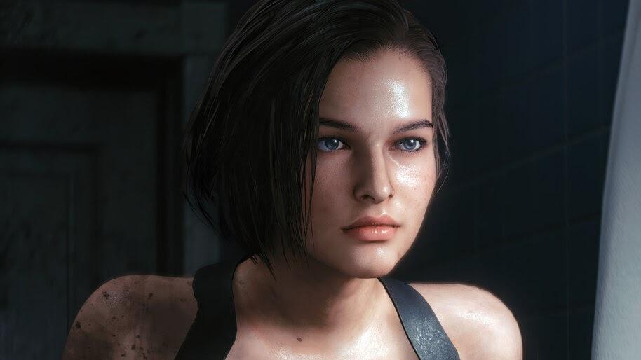 Jill Valentine Resident Evil 3 Remake 4k Wallpaper 7 1676