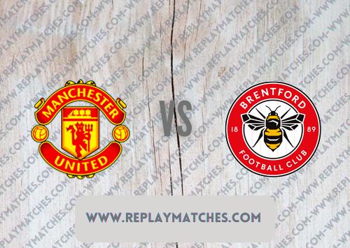 Manchester United vs Brentford -Highlights 28 July 2021