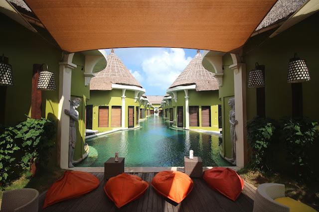 Villa Seminyak Estate Spa Bali