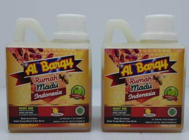 Jual madu asli di kota Makassar