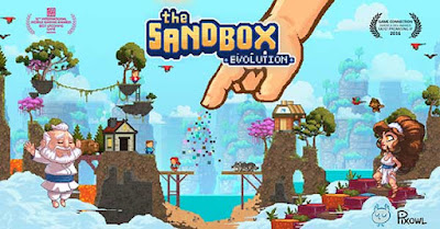 The Sandbox Evolution Apk Mod Mana Karma Android – Promo Pack