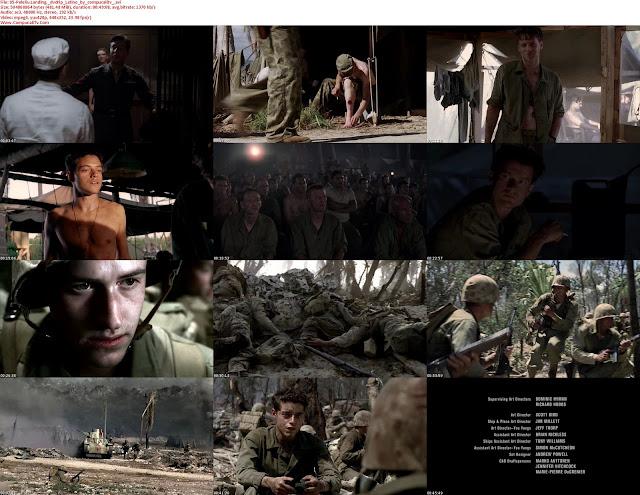 capturas de The Pacific Temporada Completa Miniserie [DVDRip] Español Latino Descargar [1 Link]
