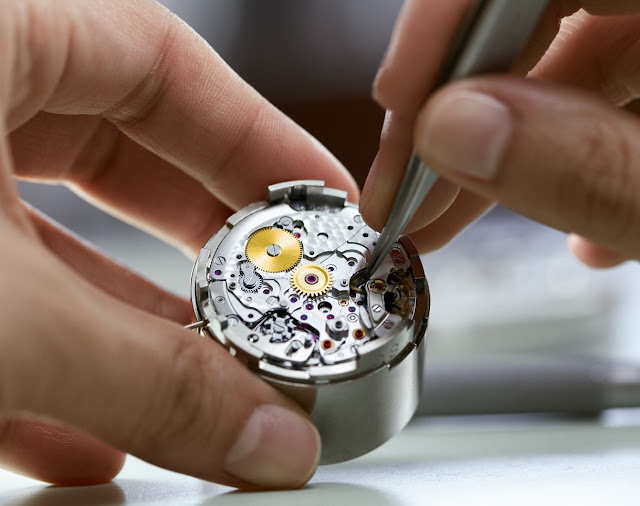 Photo of a Rolex Movement (photo: Rolex/Jean-Daniel Meyer)