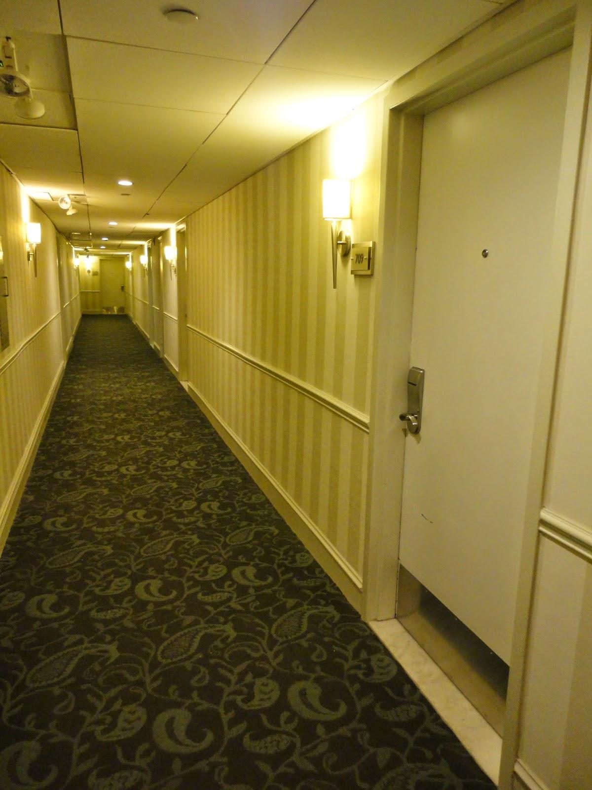 こじ 日々のこと 2014 ニューヨーク旅行記 ホテルの部屋
