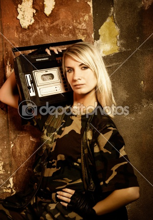 Cool Cars As Wallpaper Beautiful Women Army Stock Picture Women Army