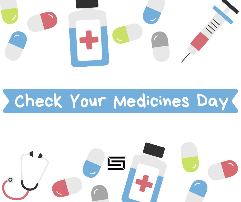 National Check Your Meds Day Wishes For Facebook