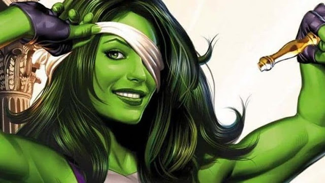She-Hulk e Moon Knight e Ms. Marvel estarão na fase 4 da Marvel