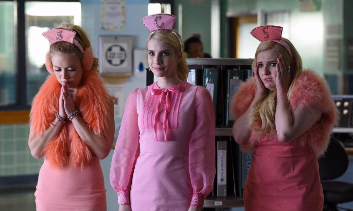 Scream Queens - Episode 2.09 - Lovin The D - Promo, Promotional Photos & Press Release