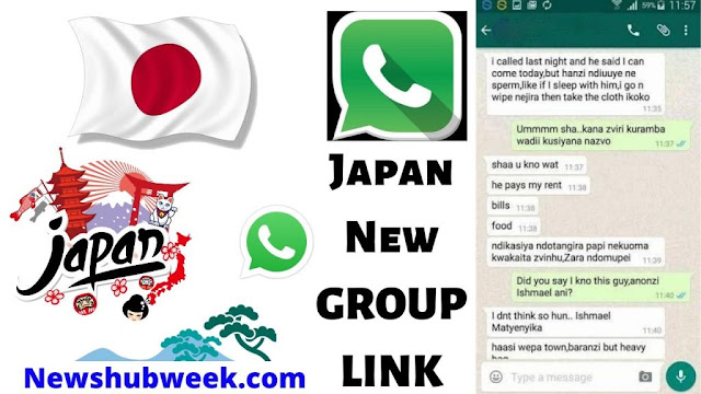 Join 800+ Japan Whatsapp group link