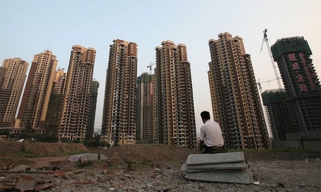 Great Reset: Μια κατάρρευση ακινήτων της Κίνας θα προκαλέσει την παγκόσμια κατάρρευση;
