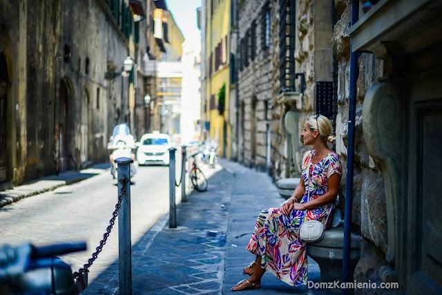 Sekrety Florencji Dom z Kamienia blog