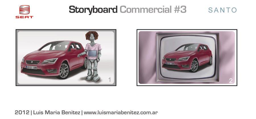 realistic storyboards 3 © Luis María Benítez