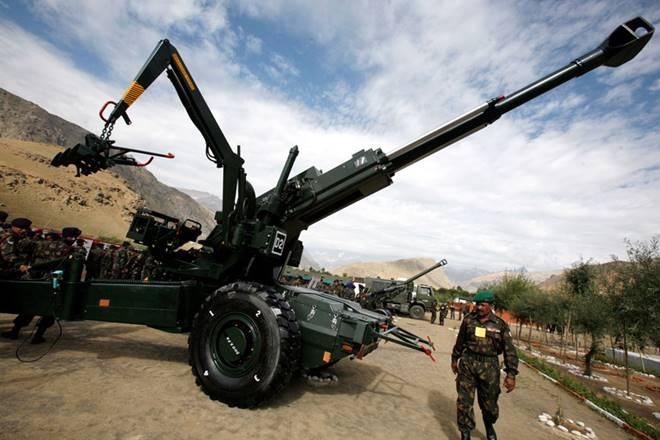 Russo-India: SPAD Gun Missile System