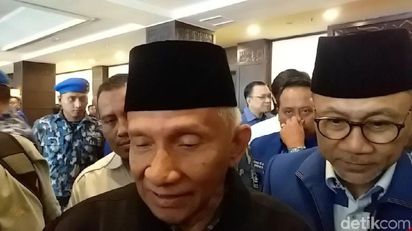 Amien Rais Sebut PAN Tak Akan Ganggu Pemerintahan Jokowi Sampai 2024