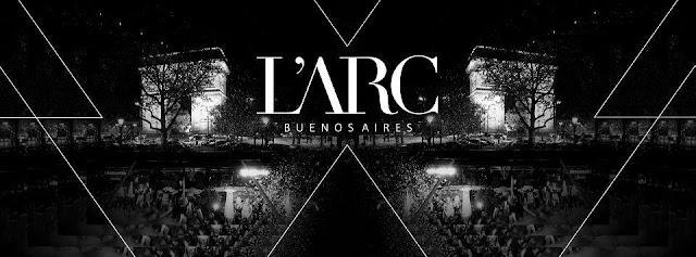BAR BOLICHE: LARC PALERMO BOLICHE - L'ARC BUENOS AIRES