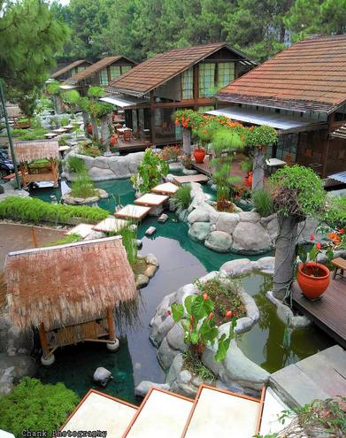 Villa Air Natural, Lembang