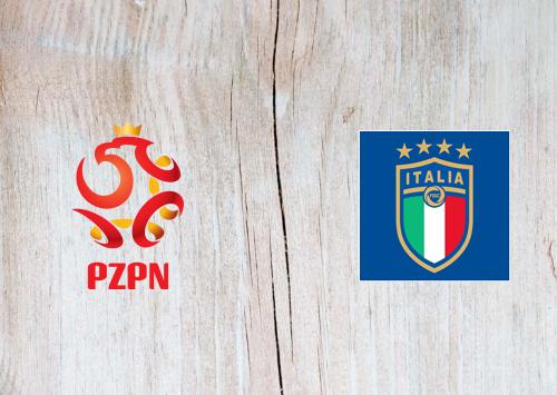 Poland vs Italy -Highlights 11 October 2020