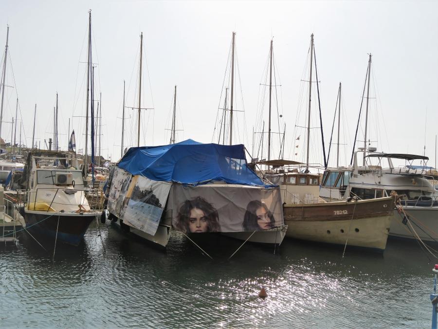 Vanhan Jaffan satama, Tel Aviv-Yafo