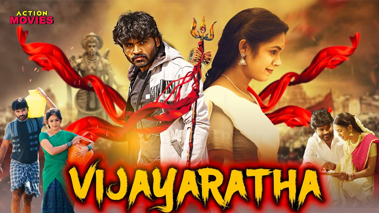 Vijayratha 2020 Hindi Dubbed 720p HDRip 600MB Free Download