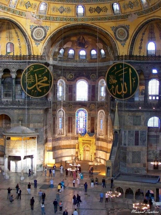 Istanbul, Santa Sofia