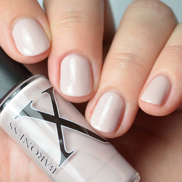 off white creme nail polish
