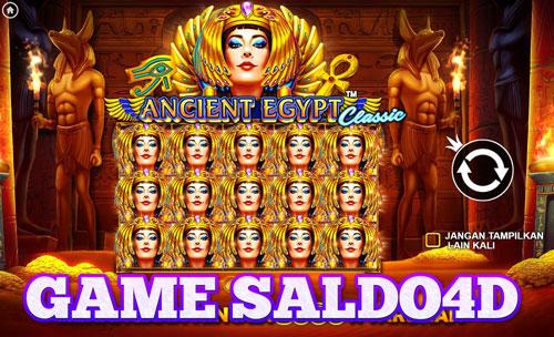 Game Slot Ancient Egypt Classic Pragmatic Play