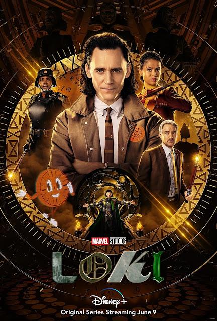Poster for Loki