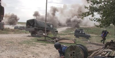 Azərbaycan xüsusi təyinatlıları yaxınlaşır, Calal Arutyunyan bunkerdən komanda verir