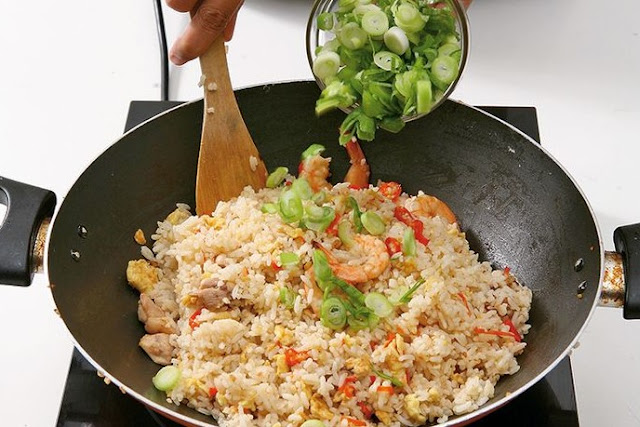 Cara Memasak Resep Nasi Goreng Jawa Timur
