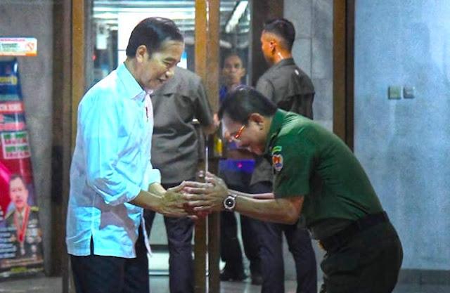 Diminta Jokowi Jadi Menkes, dr Terawan Pensiun Dini dari TNI