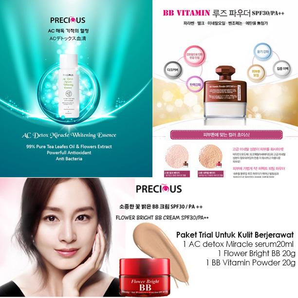 Jual Terlaris Paket Jerawat Drw Skincare Cara: Jual Kosmetik Korea Grosir Original: Kosmetik Korea