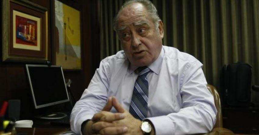 ÁNTERO FLORES-ARÁOZ: Universidades con licencia denegada por SUNEDU deberían tener una segunda oportunidad