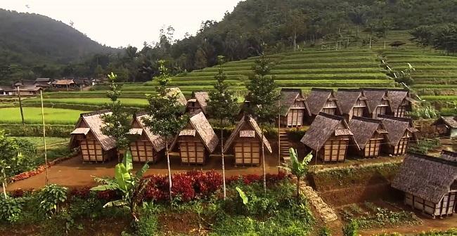 Wisata Kampung Ciptagelar Sukabumi dengan Adat Sunda Yang ramah
