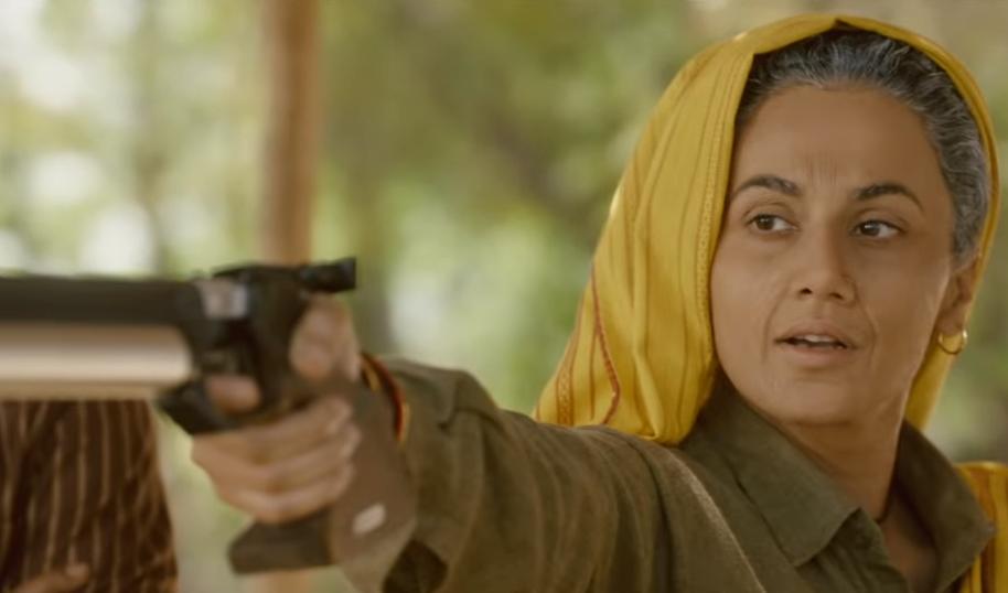 Taapsse Pannu And Bhumi Pednekar - Saandh Ki Aankh Trailer is Out Now