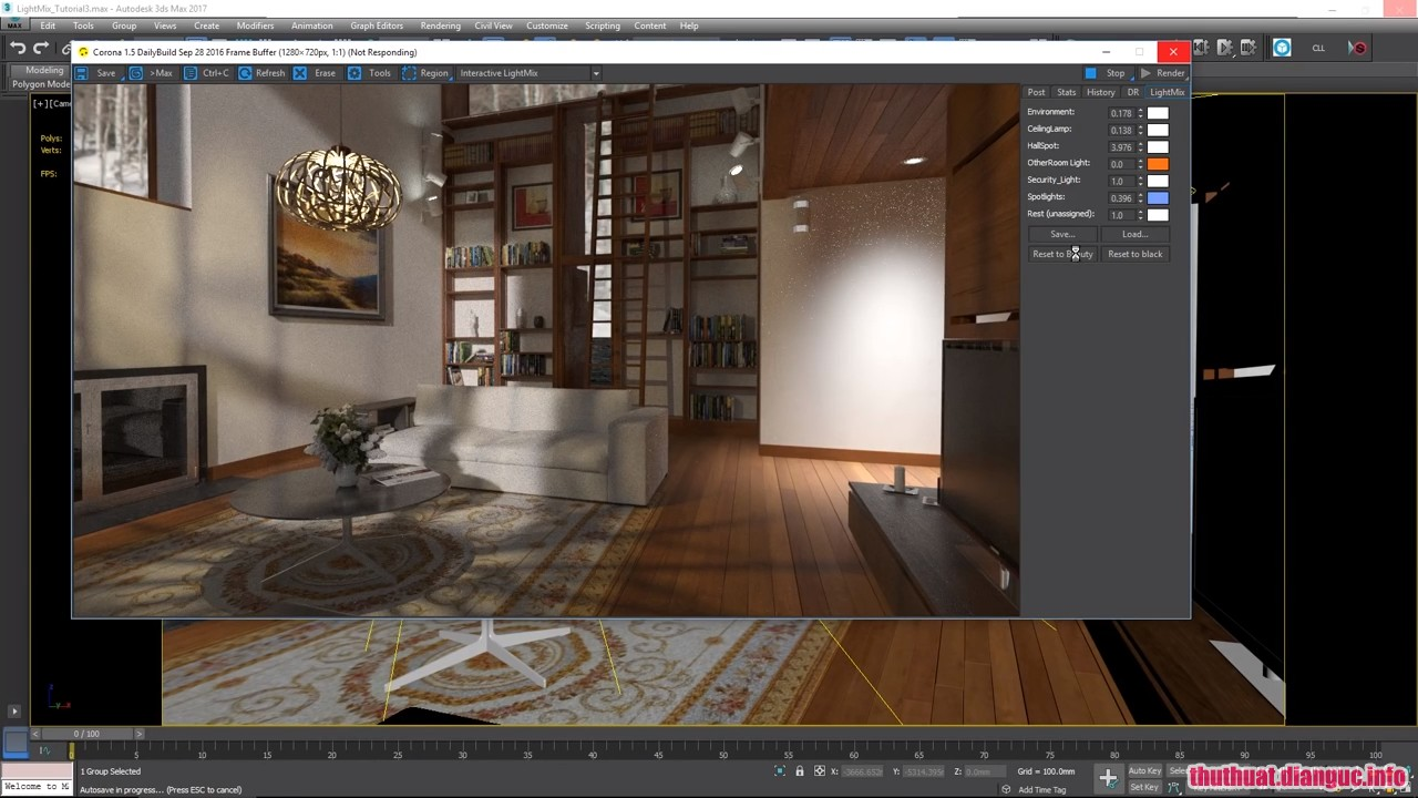 Download Corona Renderer for 3ds Max 2013-2020 v3.2 Full Crack