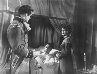 Scene from The Reluctant Widow 1950